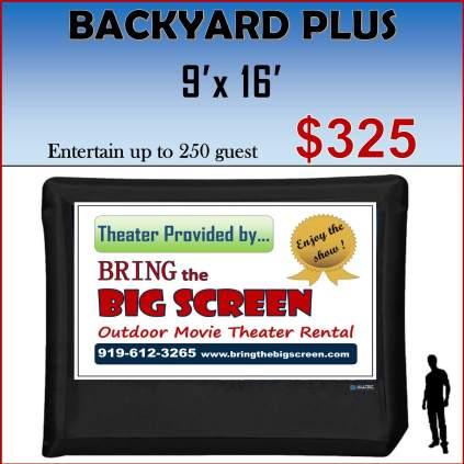 BBS Backyard Plus PACKAGE (325)